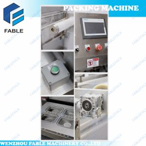 Map Tray Sealer for Packing Food Tray Machine (FBP-450A) pictures & photos