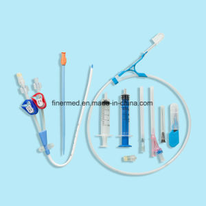 Medical Dialysis Hemodialysis Catheter pictures & photos