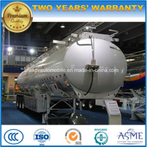 55000L Aluminum Alloy Tanker Trailer 50 Tons Fuel Tanker Truck Trailer Price pictures & photos