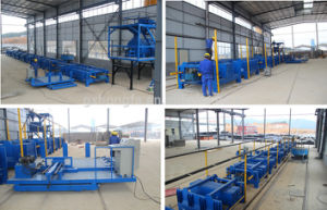 2016 latest Good Quality Light Weight Concrete Wall Panel Forming Machine pictures & photos