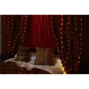 2m X 2m Copper Curtain Wire String Light Home Decorations pictures & photos