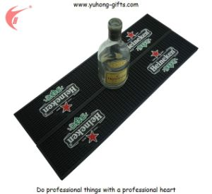 2013 Eco-Friendly Rubber Beer Bar Mat (YH-BM002) pictures & photos
