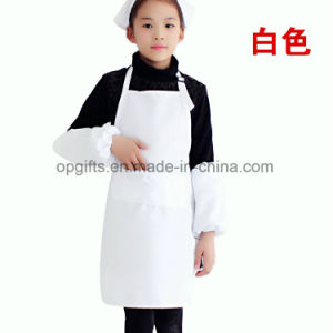 100% Cotton Kids Apron Custom Logo pictures & photos
