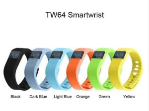 Tw64 Smartband Fitness Tracker Bluetooth Heart Rate Ios Android pictures & photos