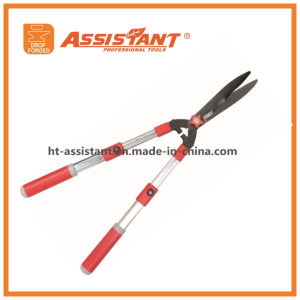 Telescopic Garden Shears for Hedge Trimming with Undulated Interchangeable Blade pictures & photos