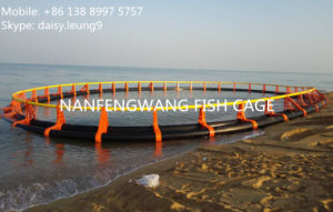HDPE Aquaculture Floating Fish Cage pictures & photos