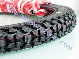Yog High Proformance Motorcycle Tire 3.00-17 3.00-18 pictures & photos