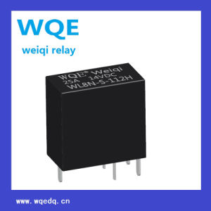 (WL8N) 25A Automotive Relay 14V Black Cover Auto Parts for Automobile pictures & photos