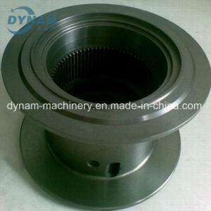 Elevator Casting Parts Reeling Drum CNC Machining Iron Sand Casting pictures & photos