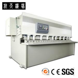 QC12k-4X2500 CNC Hydraulic Swing Beam Shearing Machine pictures & photos
