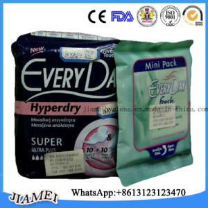 Every Day Women Sanitary Pads Hot Sell in European Country pictures & photos