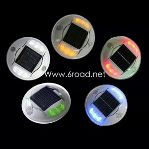 Plastic Solar LED Road Marker pictures & photos