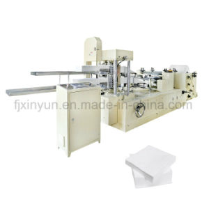 2000 Sheet Per Minute High Capacity Folding Serviette Tissue Paper Napkin Making Machine pictures & photos