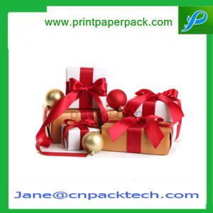 Christma′s Cardboard Packing Gift Packaging Box Paper Gift Box pictures & photos