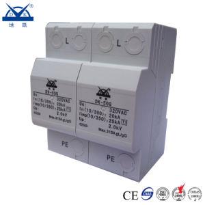 One Port 10/350 25ka Class I Power Supply 275V SPD pictures & photos