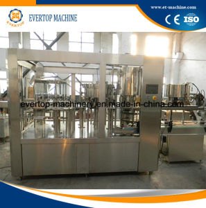 Automatic CO2 Beverage Production Filling Line pictures & photos