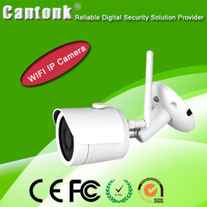 H. 264/H. 265 Sony 2MP CCTV Bullet WiFi IP Cameras pictures & photos