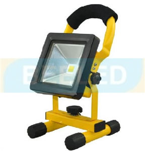 Rechargeable LED Floodlight Fishing Lights 10W LED Flood Light