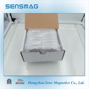 Customized Powerful Rare Earth SmCo Ring Magnet for Motor pictures & photos