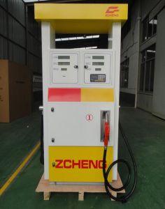 Zhcneg Petrol/Gas Station Fuel Dispenser Double Pumptwo Nozzle Four Nozzle LED pictures & photos