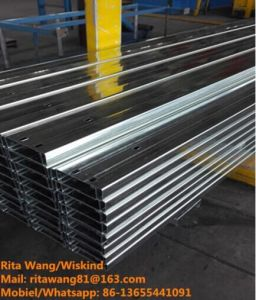 C Purlin/C Type Channel/Z Steel for Building Materials pictures & photos