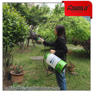 Rechargeable 6V 12L Garden Trolley Electric Sprayer pictures & photos