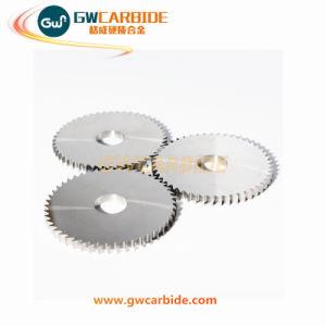 Tungsten Carbide Circular Blade Carbide Slitting Cutters pictures & photos