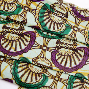 African Cotton Real Wax Fabric pictures & photos