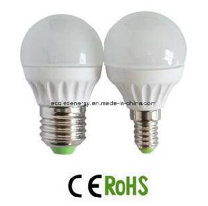 E14/E27 Plastic Plus Aluminum LED Candle Light pictures & photos