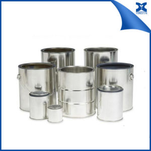 Automatic Paint Tin Can Making Production Line pictures & photos