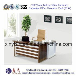 Wooden Furniture MFC Executive Office Table From China (D1616#) pictures & photos