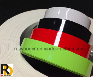 Solid Color High Glossy PVC Edge Banding pictures & photos
