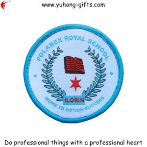 Wholesale OEM Custom School Uniform Patch (YH-WB036) pictures & photos
