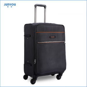 Superior Quality Hot Sale Nylon Soft Suitcase Luggage pictures & photos