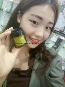 Luxury Cosmetic Screw Cap Pet Cream Jar 100g pictures & photos