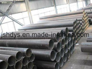 35CrMo Round Steel Pipe Tube High Pressure Vessel pictures & photos