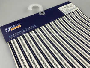 Yarn Dyed Cotton Tencel Blended Stripe Fabric-Lz8171 pictures & photos