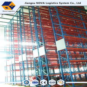 Heavy Duty Very Narrow Aisle Pallet Racking System pictures & photos