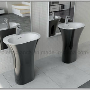 Freestanding Basin Acrylic Resin (PB2024) pictures & photos