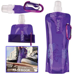 Customized Colorful Collapsible Sport Water Bottle for Promotional Production P016A-012 pictures & photos