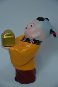 Beautiful Chinese Culture Baby Clay pictures & photos