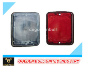 Truck Parts Auman H2 Astern Lamp/Back Fog Lamp pictures & photos