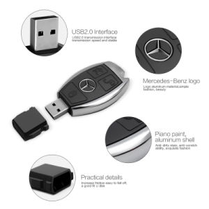 Wholesale Creative Luxury Car Key USB Flash Drive Personality Simulation pictures & photos