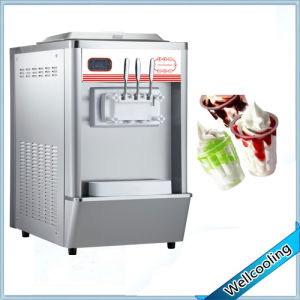 Factory Direct Selling Frozen Yogurt Machine Manual pictures & photos