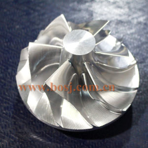 High Performance Turbo Gt28 Billet Compressor Wheel Fit Turbo/Chra 446179-0094/816366-0001 pictures & photos