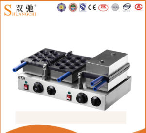 Cheap Price Commercial Walnut Waffle Crispy Machine pictures & photos