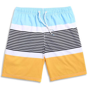 2017 Wholesale Men Swim Shorts Surfing Beach Shorts pictures & photos