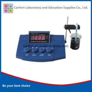 0.001~ 2X10@4us/Cm Portable Conductivity Meter Dds-12A pictures & photos