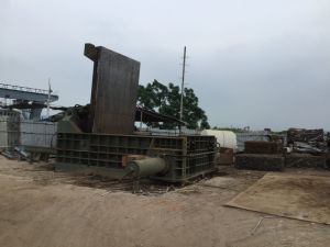 Y81f-600 Scrap Metal Baler Machine pictures & photos