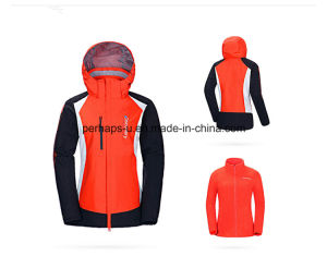 OEM High Quality Women and Men Outdoor Warm Jacket Sportswear pictures & photos